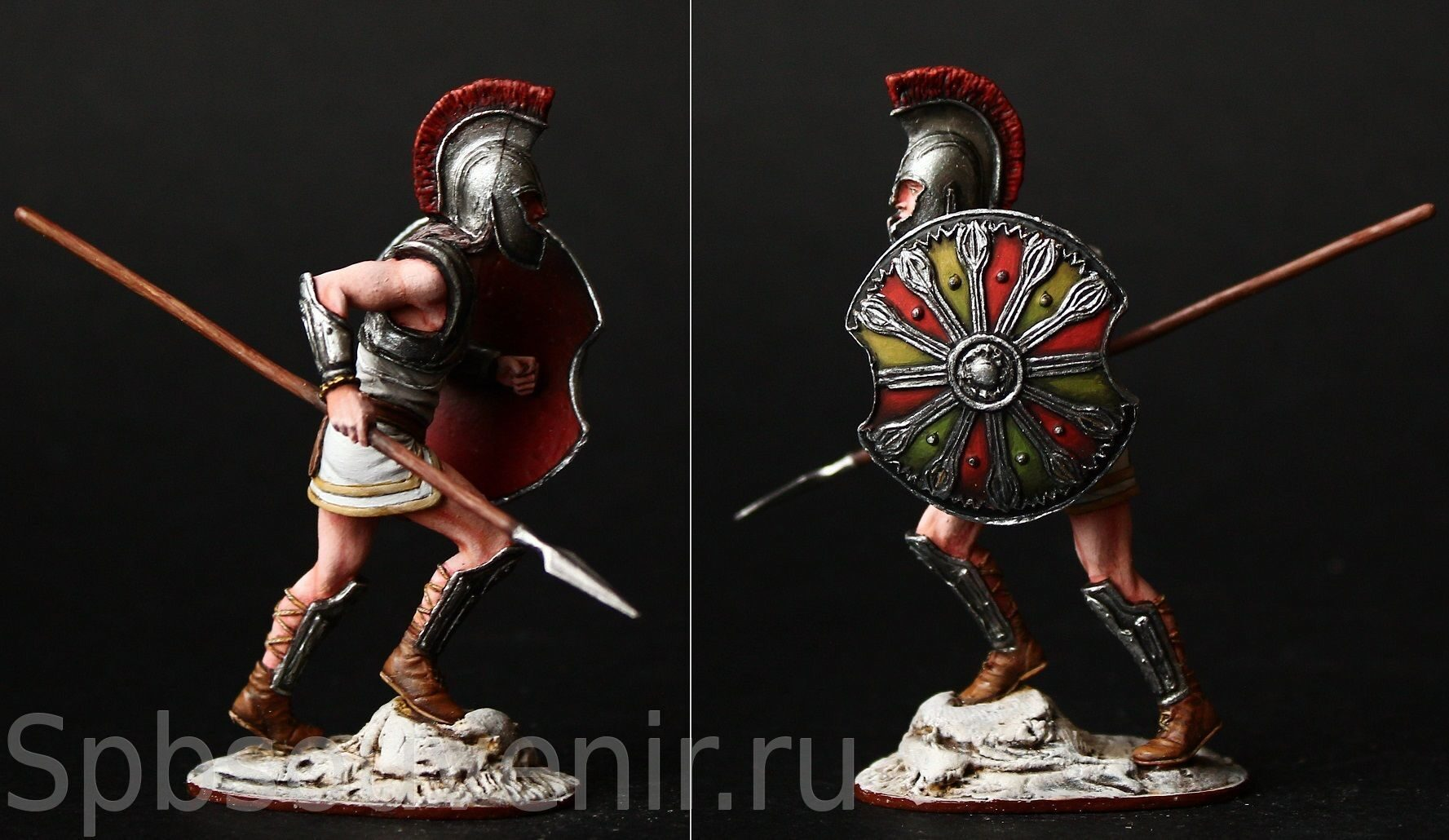 Toys For Troy : Achilles at the siege of troy spbsouvenir other