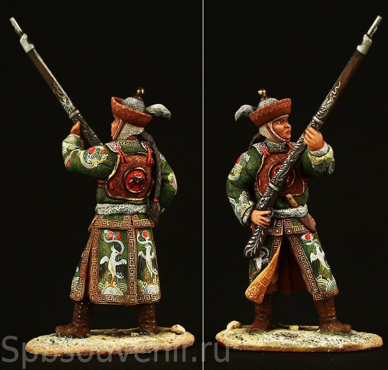 Оловянные солдатики своими руками классический размер 43