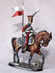 Chevauleger Lancer of the 2nd Regiment of the Guard, 1811 (2)
